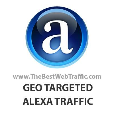 Buy Alexa Traffic Rank - GEO Targeted Alexa Ranking