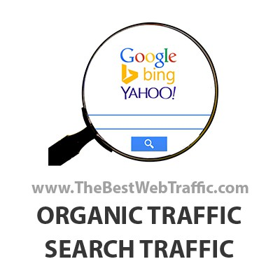 Buy Organic Traffic – Organic Search Traffic