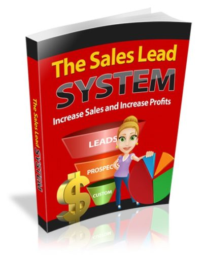 The Sales Lead System The Best Web Traffic