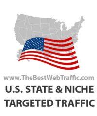 U.S. State Targeted Traffic