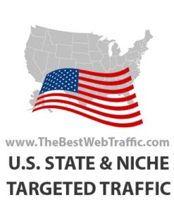 U.S. State Targeted Traffic