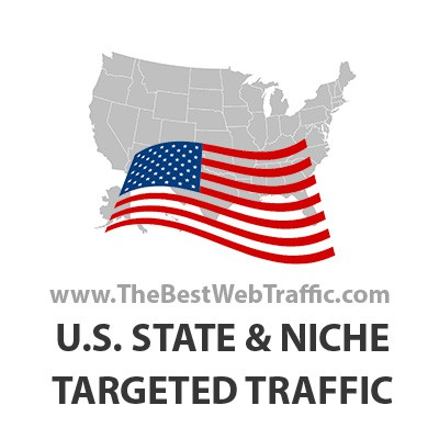 US State Targeted Traffic
