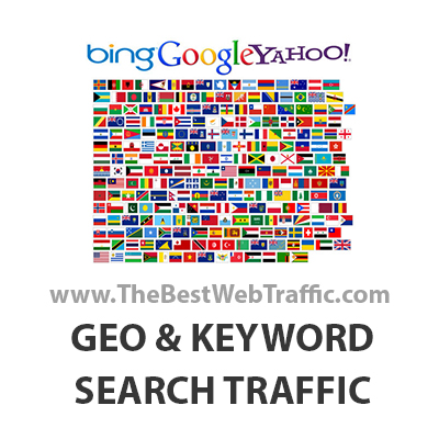 Targeted Country Local Search Web Traffic